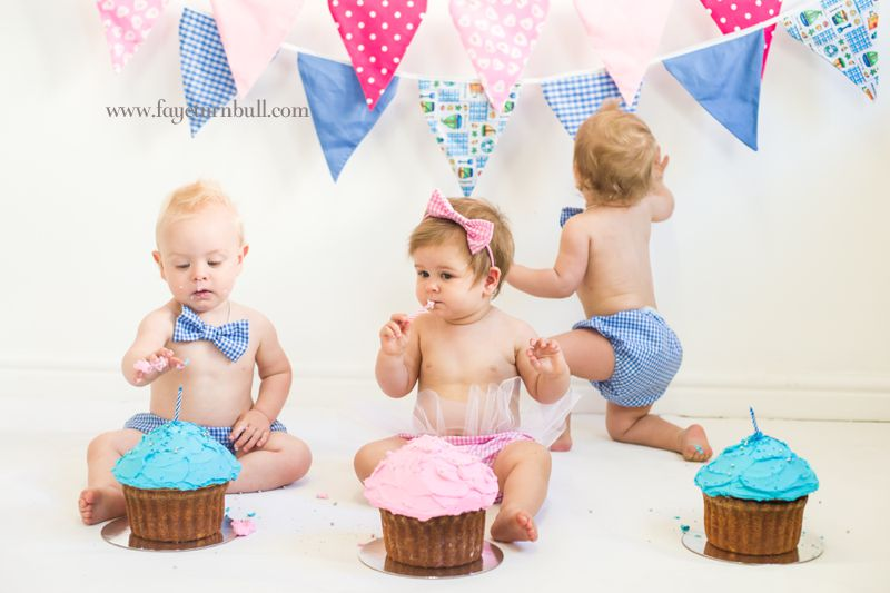 Smash Cake Outfits For Twins