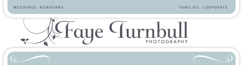 Faye Turnbull newborn photography logo